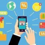 Evolución del comercio electrónico en España