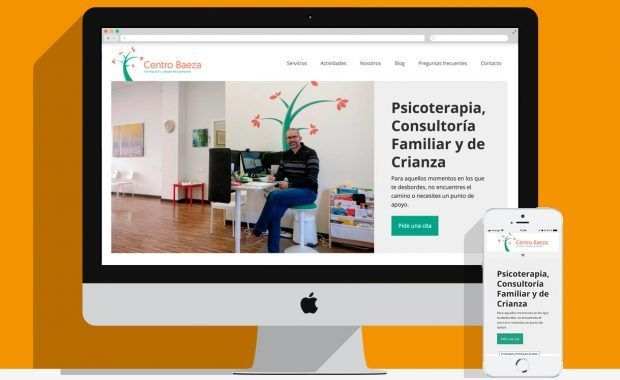 Rediseño web corporativa
