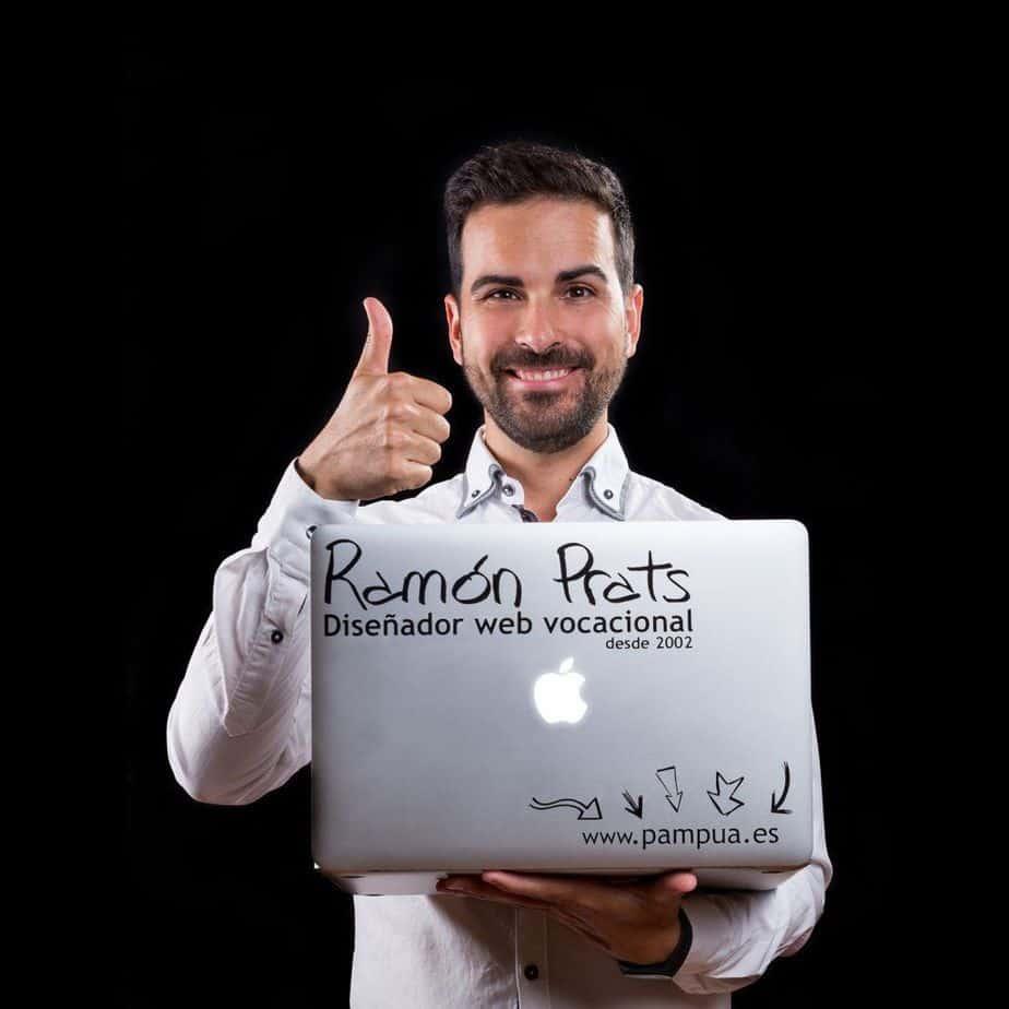 Diseñador web vocacional