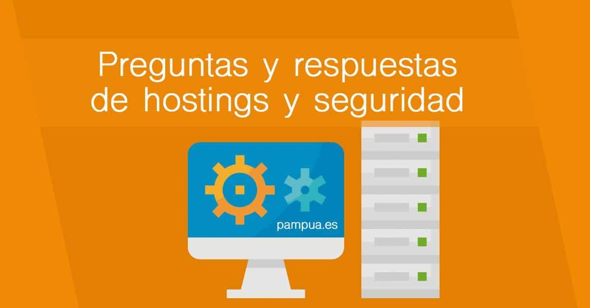 hostings seguridad