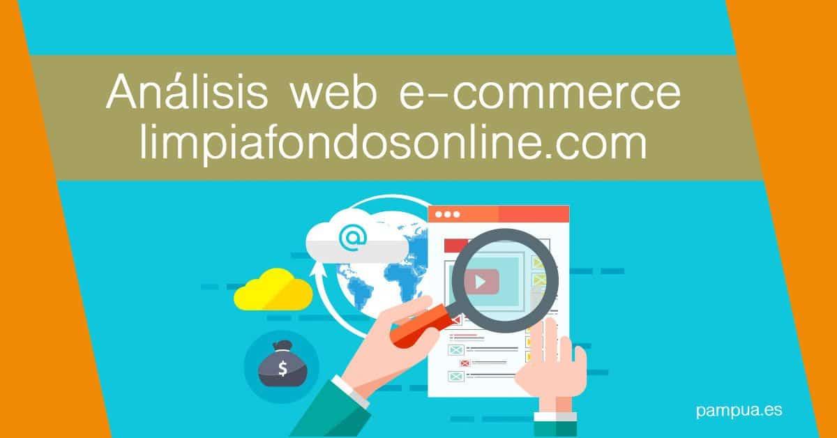 Análisis web e-commerce